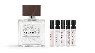 Thomas Clipper Atlantic 50ml bottle premium aftershave competition