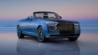 Rolls-Royce Boat Tail – the most expensive Rolls-Royce ever