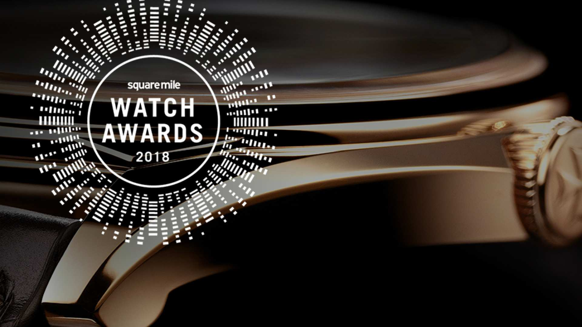 Square Mile Watch Awards 2018