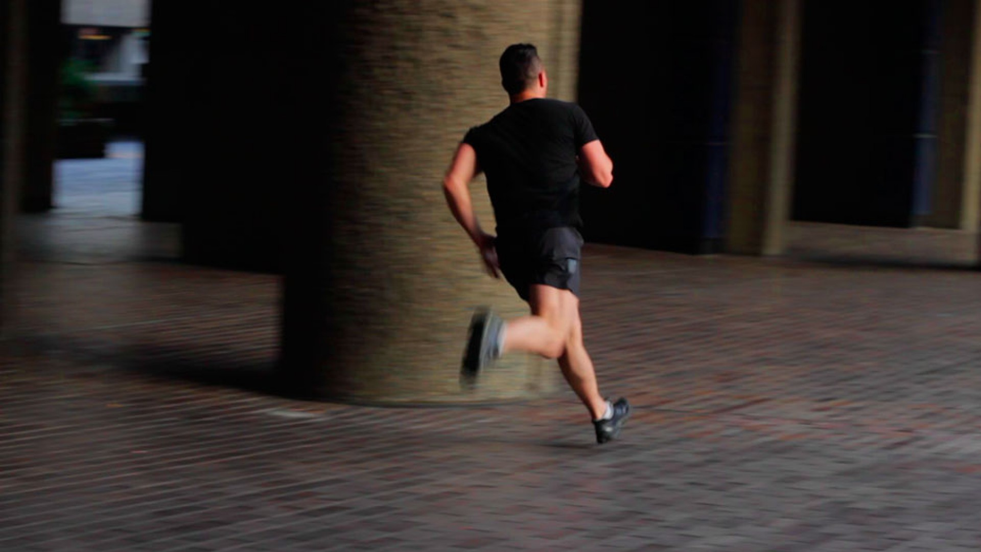 Urban circuit training with Tony Turbo | Square Mile