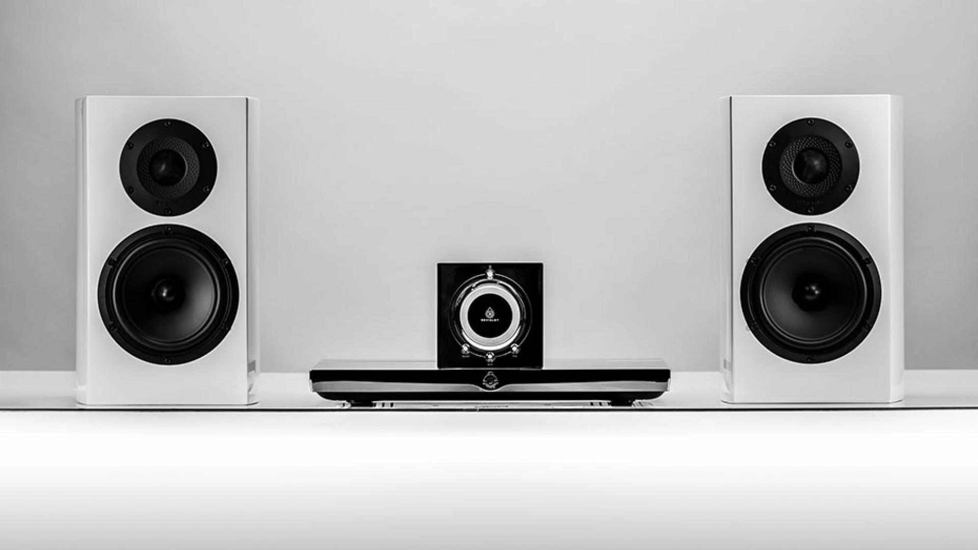Devialet Ensemble in-depth 120 amplifier & GT1 SE loudspeakers, £6,290
