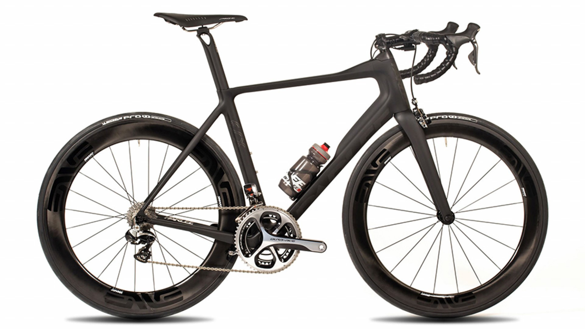 Parlee ESX, £10,000  Avant-garde loveliness from US carbon fibre masters Parlee. Looks fast, goes even faster thanks to wind-cheating aero.