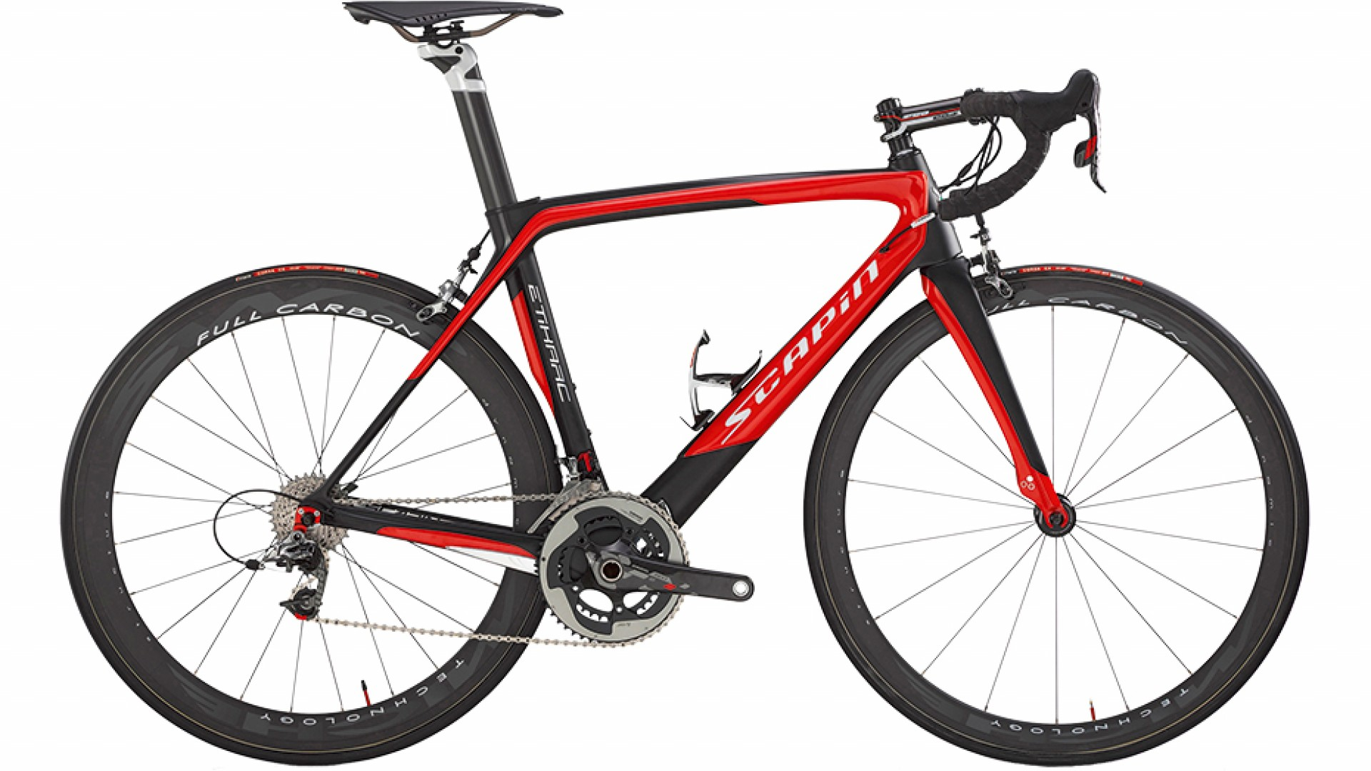 Scapin Etika RC, £7,386  Light, stiff and ready to race, Scapin's flagship ride is a bona-fide, Italian-bred superbike, with the looks to match.