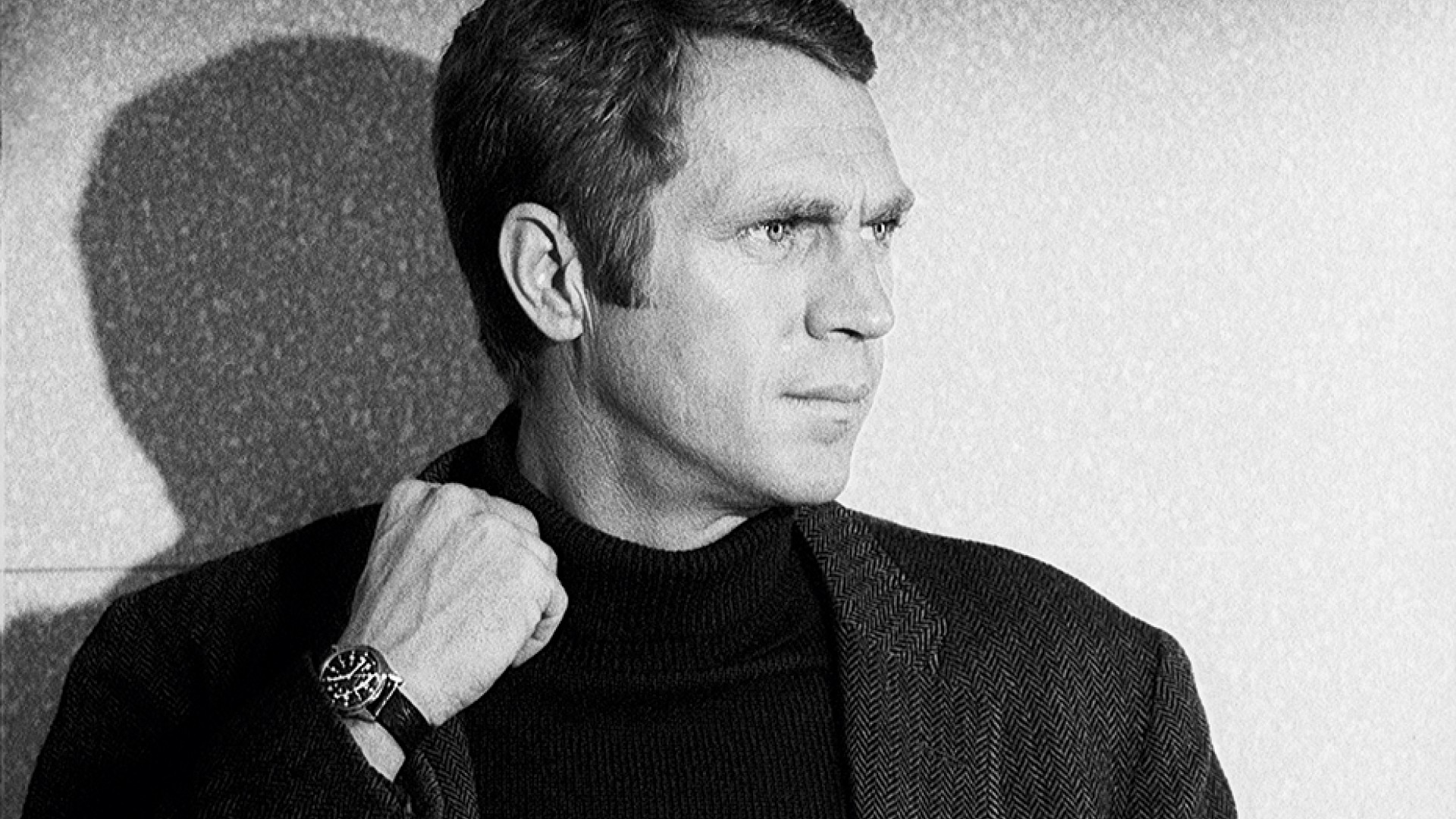 Unseen Steve Mcqueen New Pics Of The King Of Cool