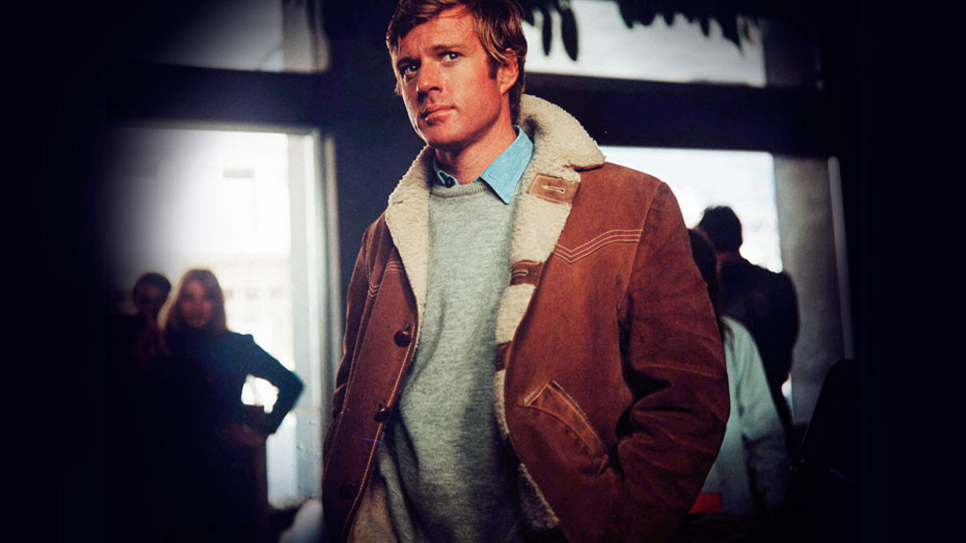 ROBERT REDFORD, PARAMOUNT / THE KOBAL COLLECTION