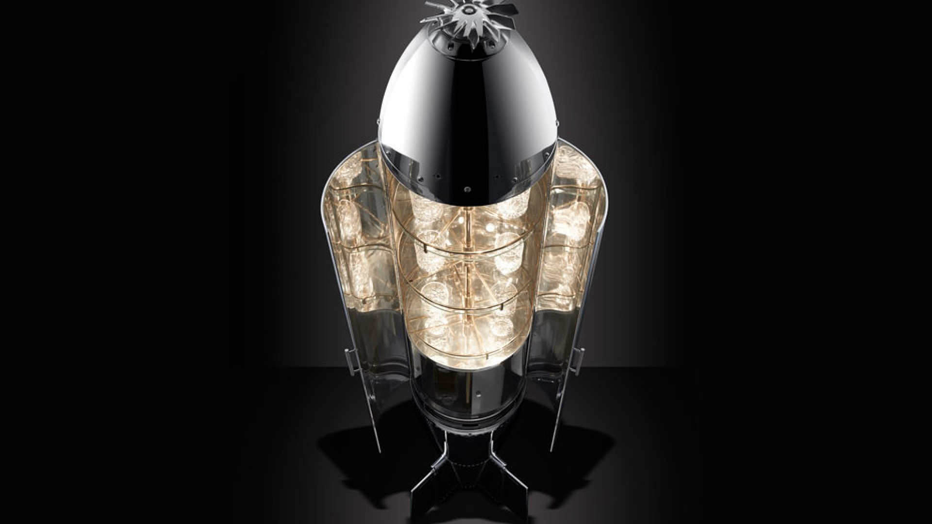 "CLUSTER BOMB DRINKS CABINET, £6,000,  <a href=""https://www.etsy.com/uk/listing/121485606/nintendo-wii-controller-coffee-table?ref=related-4"" target=""_blank"">FALLENFURNITURE.COM</a>"