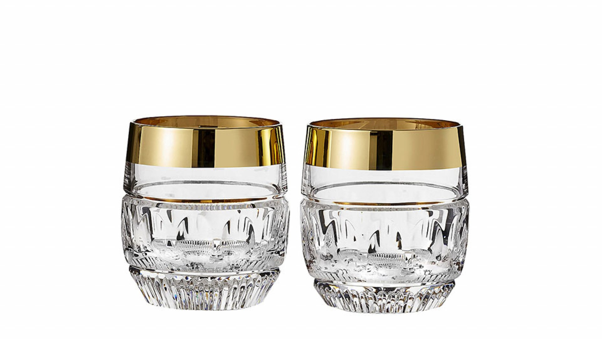 "WATERFORD CRYSTAL GLASSES, £125, <a href=""http://www.selfridges.com/en/waterford-set-of-two-mixology-olson-dof-glasses_538-10010-40002666/"" target=""_blank"">SELFRIDGES.COM</a>"