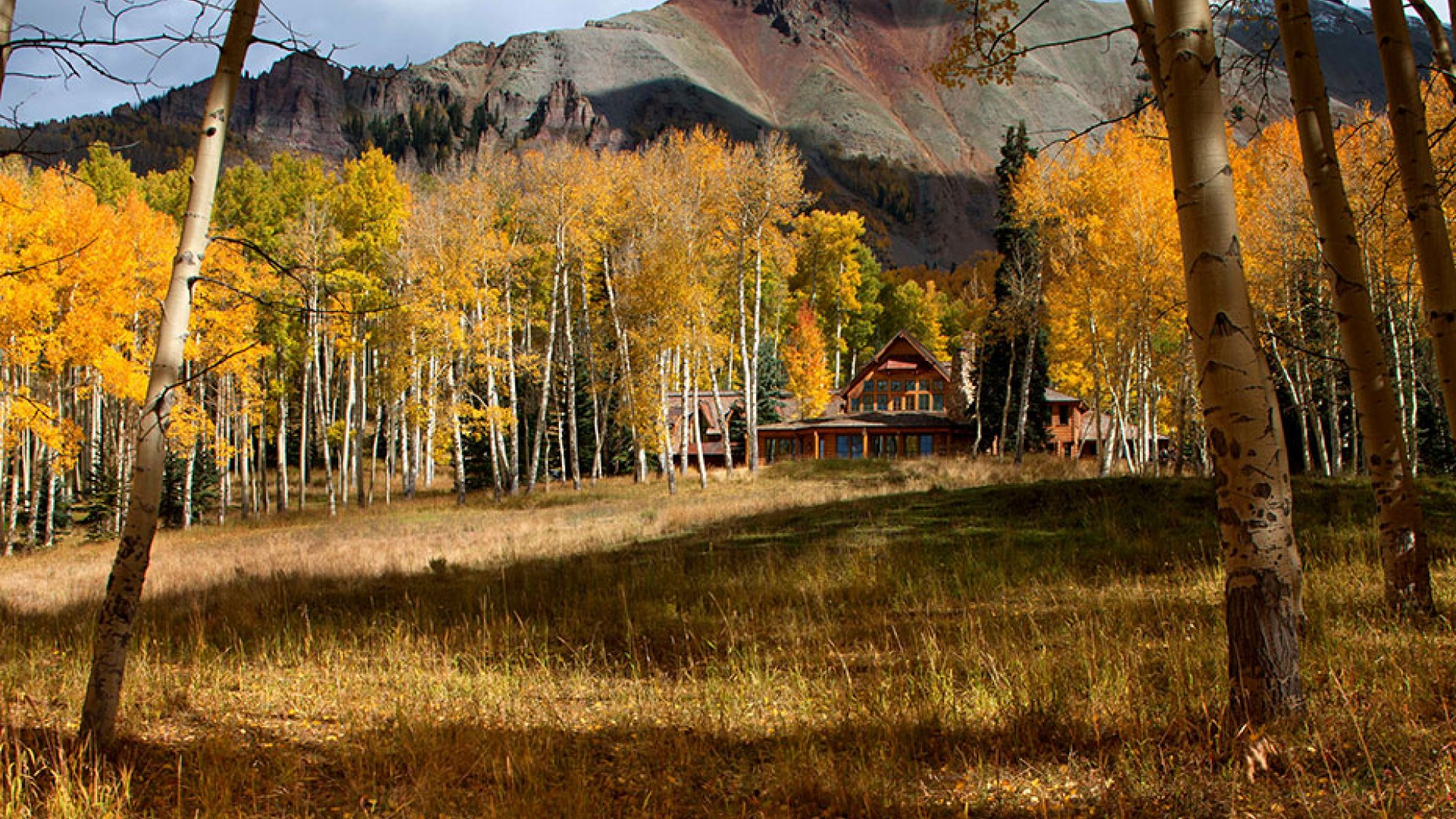 Tom Cruise's home, courtesy of Telluride Sotheby's International
