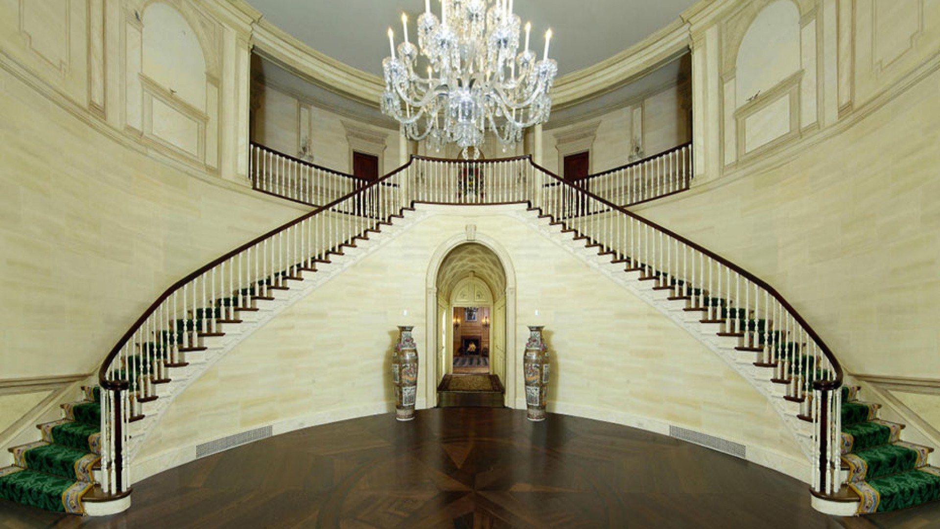 Donald Trump's home, courtesy of Tamar Lurie/Coldwell Banker