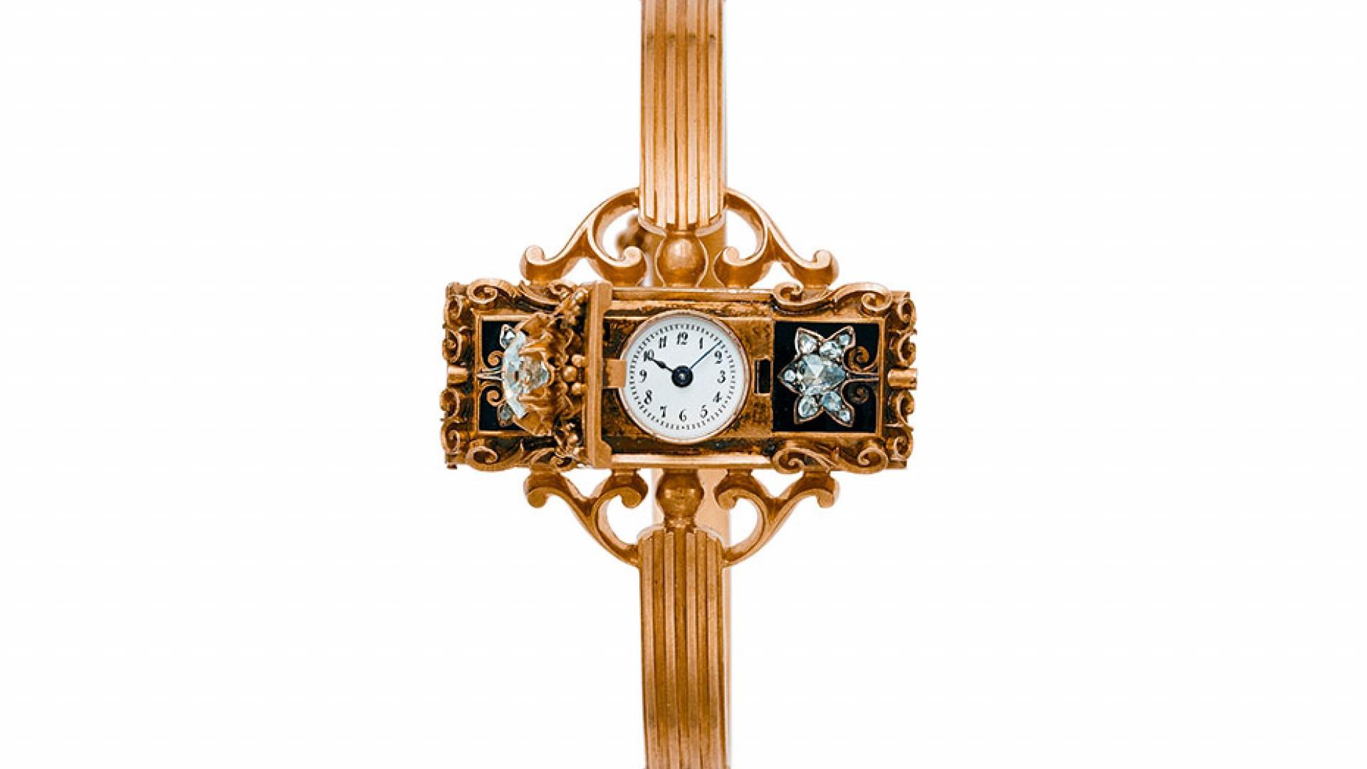 Patek Philippe wristwatch for Countess Koscowicz of Hungary