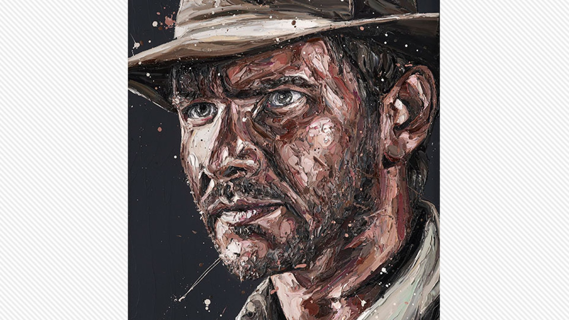 Indiana Jones by Paul Oz