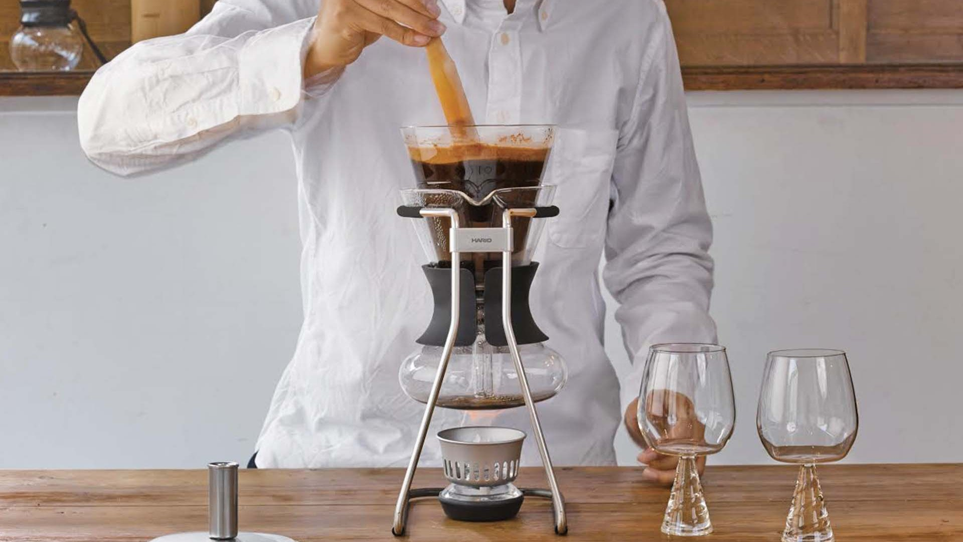 Hario Coffee Syphon 'Sommelier'
