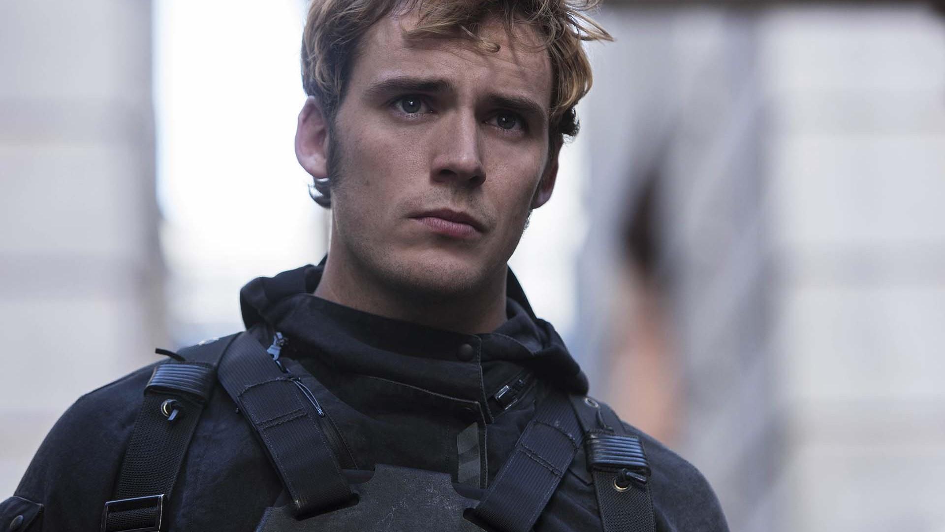 Sam Claflin The Hunger Games