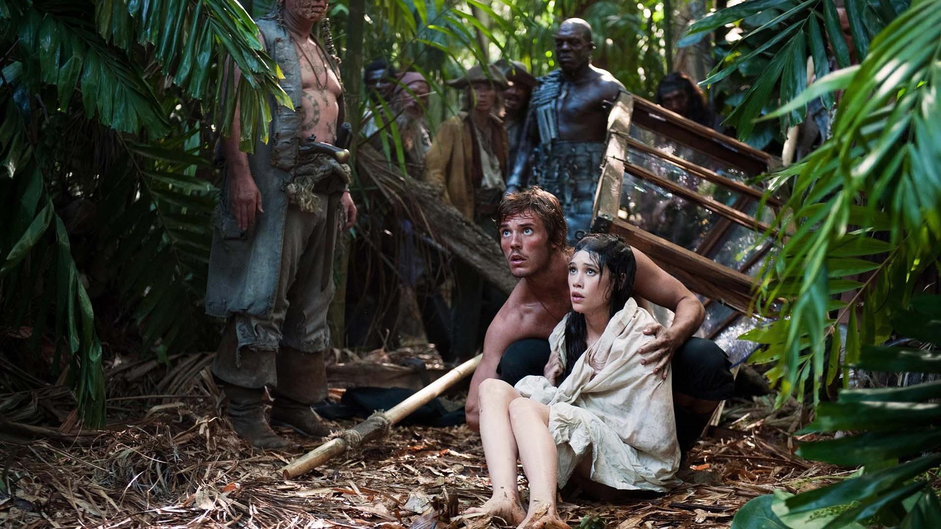 Sam Claflin Pirates of the Caribbean: On Stranger Tides
