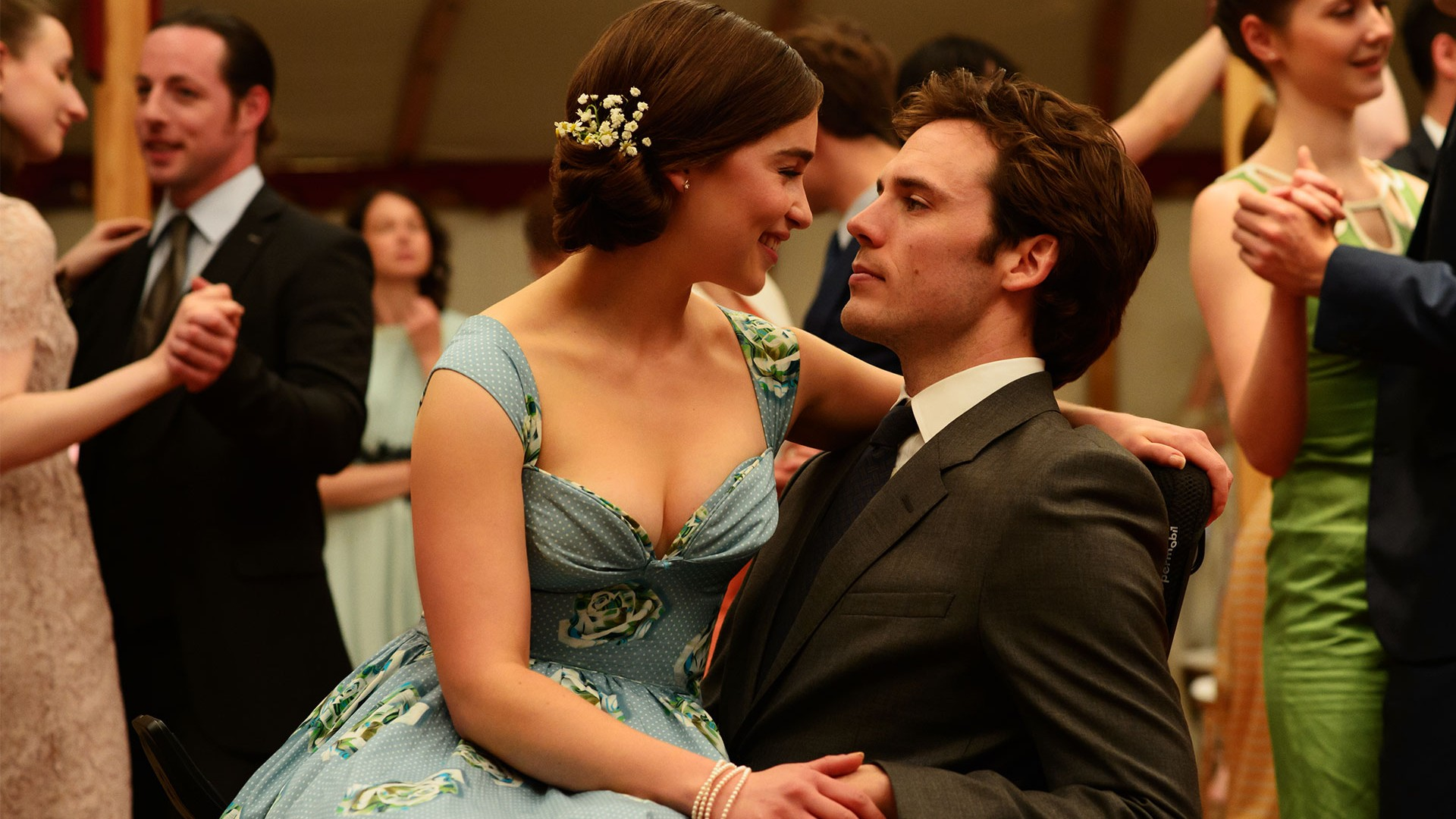 Sam Claflin Me Before You Square Mile interview
