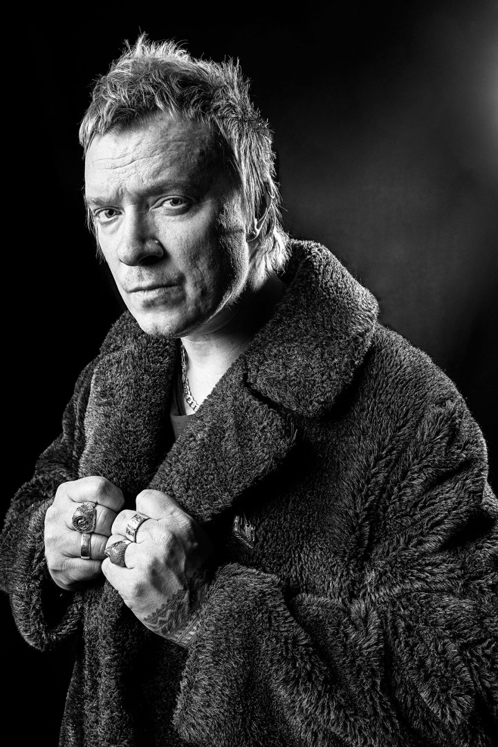 Liam Howlett portrait by Tom Oldham