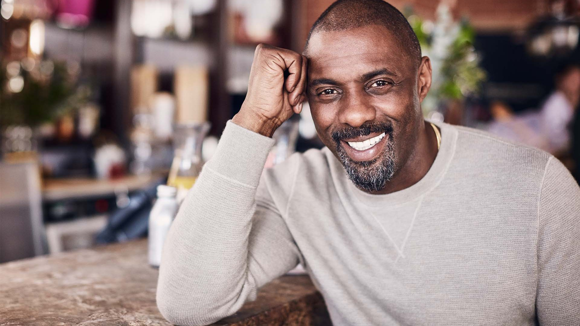 Idris Elba Square Mile interview
