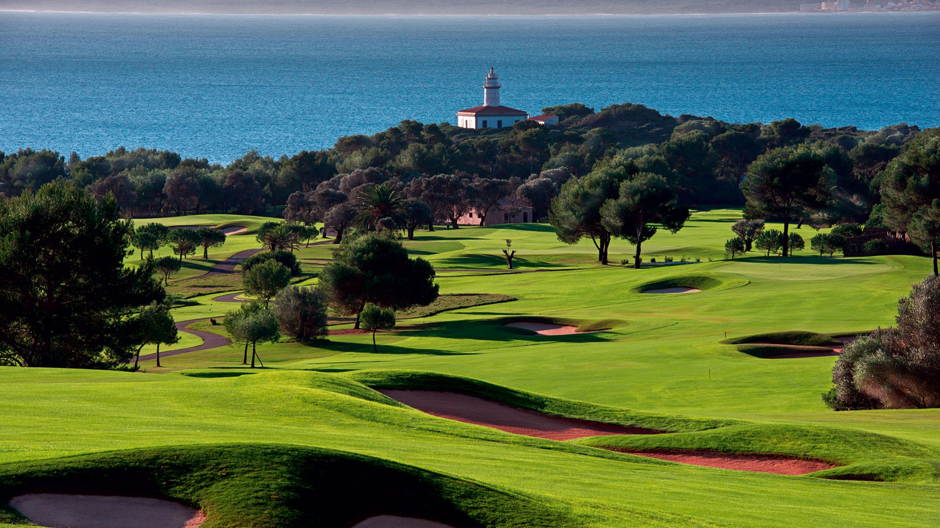 Club de Golf Alcanada, Mallorca