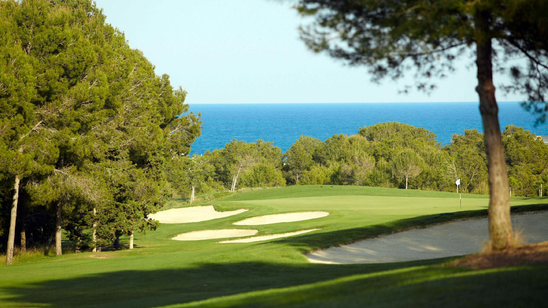 Lumine Golf and Beach Club, Tarragona