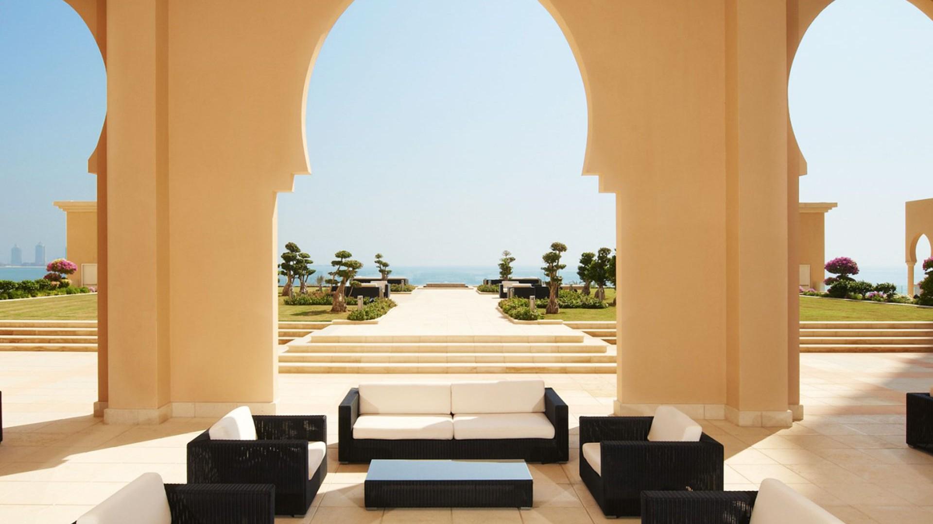 Sarab lounge at the St Regis