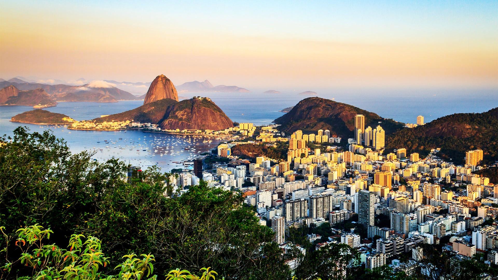 Mirante Dona Marta in Rio de Janeiro