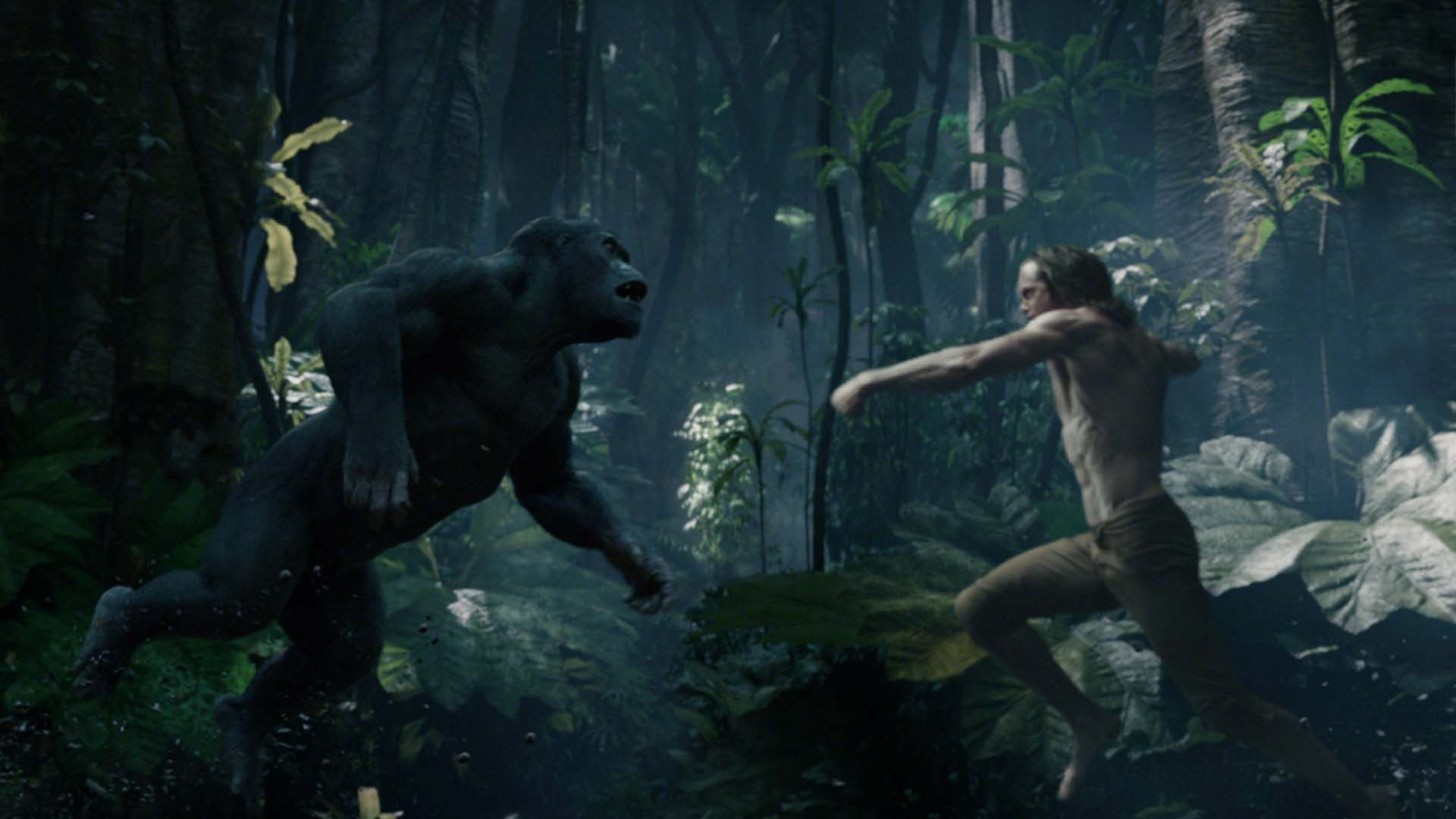 Alexander Skarsgård The Legend of Tarzan Square Mile interview