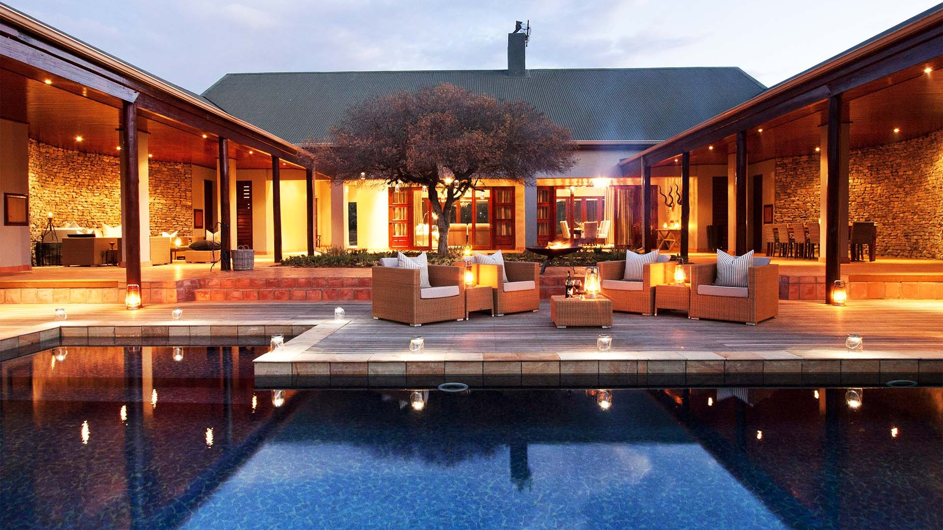 Melton Manor, Kwandwe, South Africa