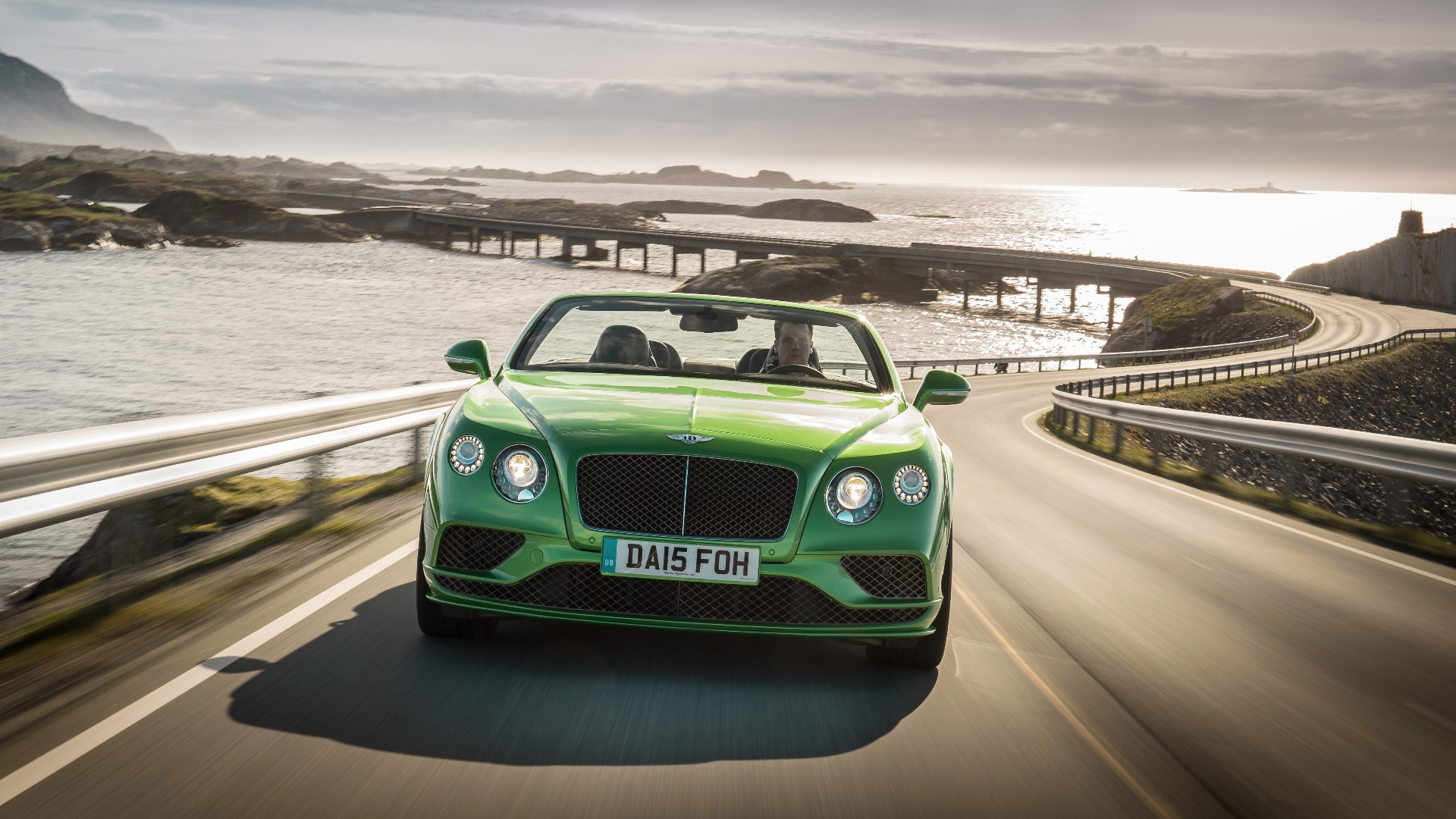 Continental GT Sport, Best British Cars