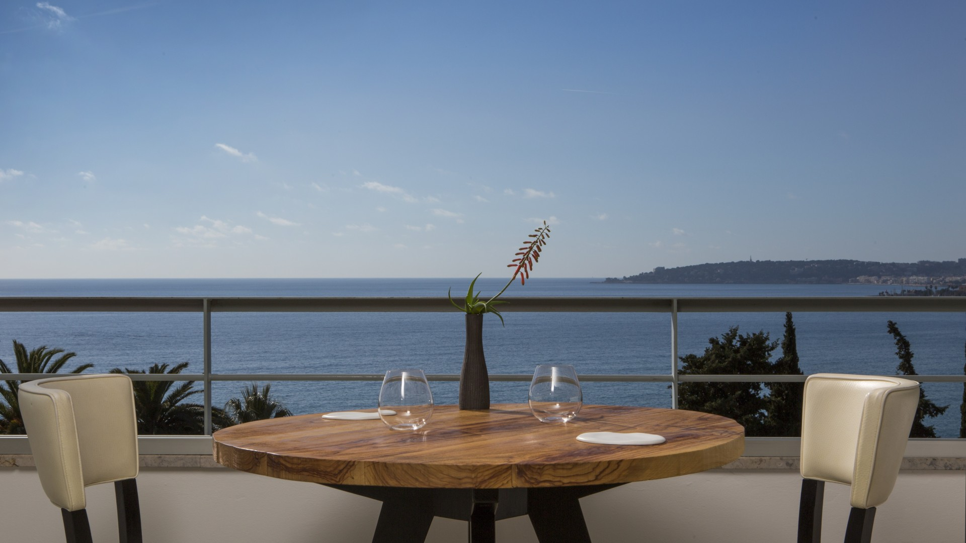 Restaurant Mirazur, Menton. World's 50 Best Restaurants.