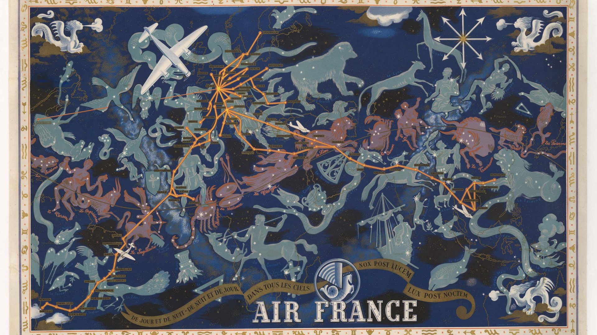 Lucian Boucher – Air France