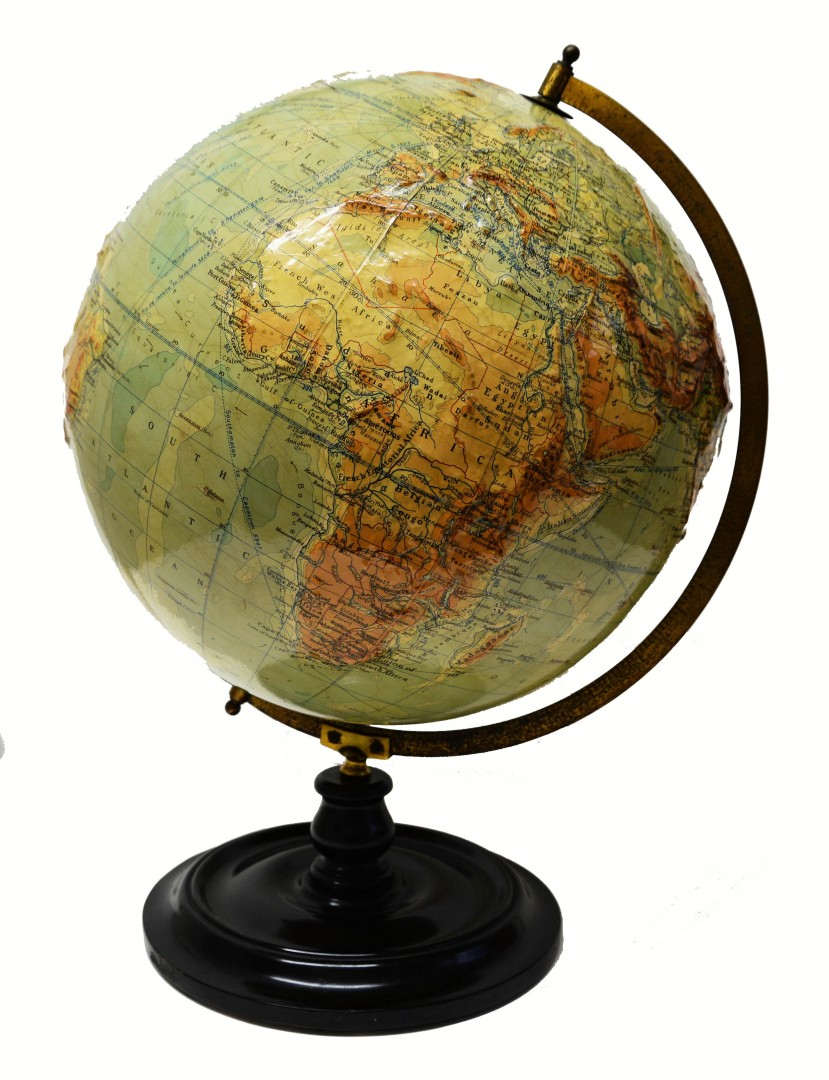 Philips 3D Relief Globe