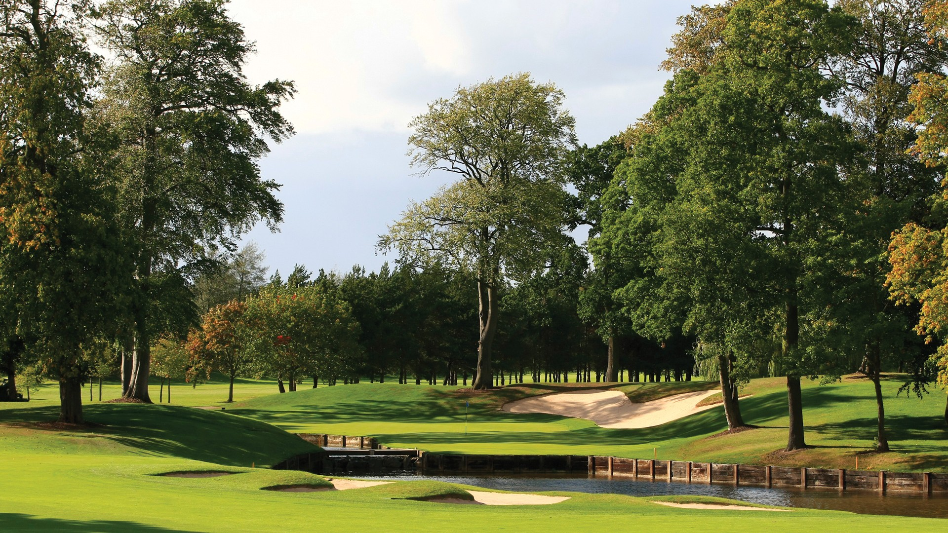 The Belfry, The Brabazon course, Warwickshire, England