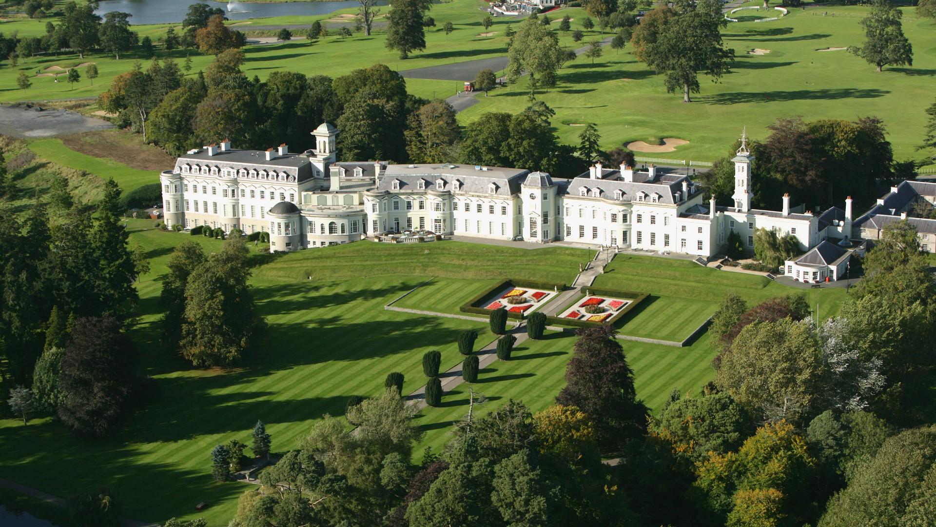 The K Club, The Palmer course, County Kildare, Ireland