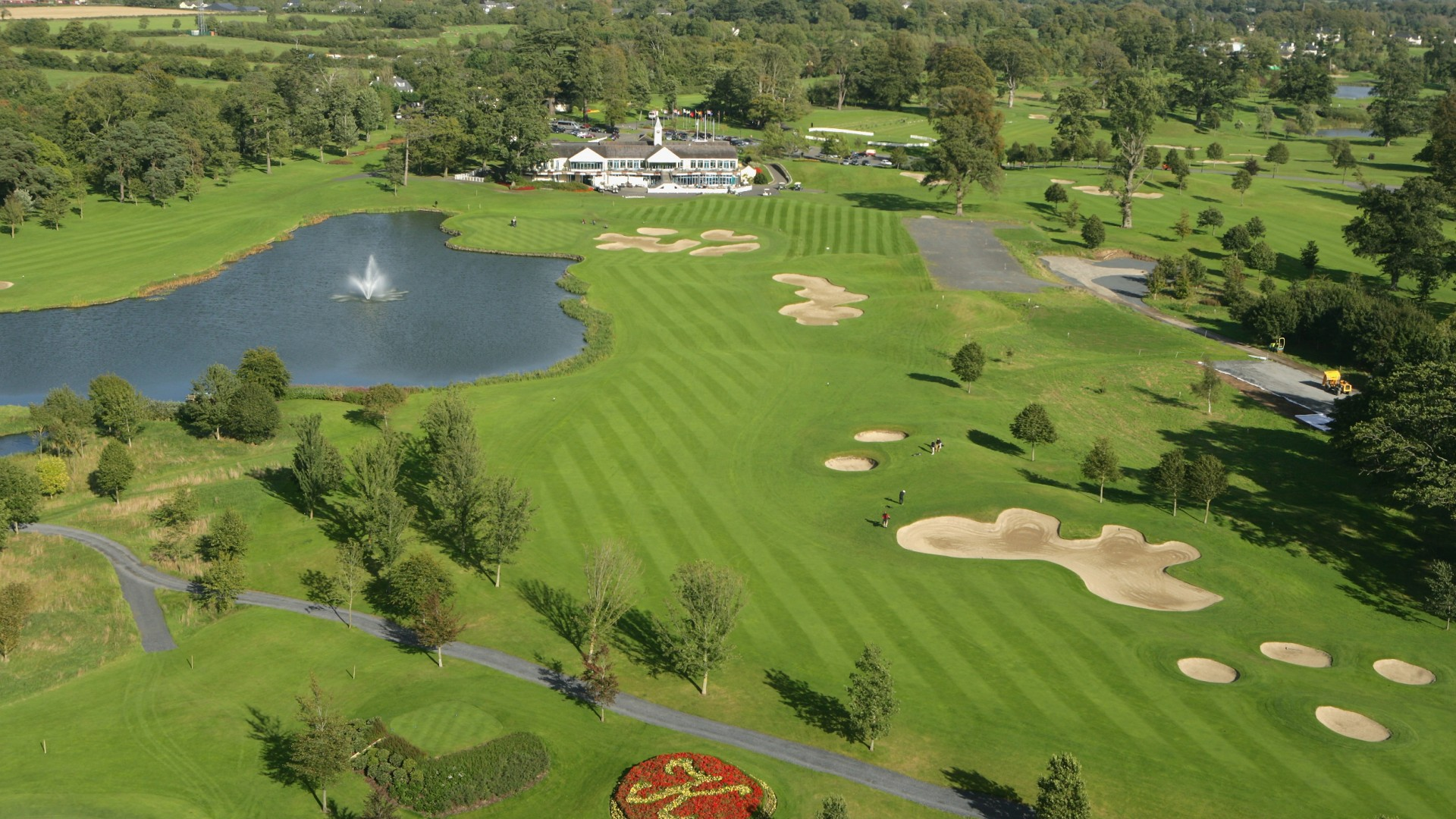 The K Club, The Palmer course, County Kildare, Ireland