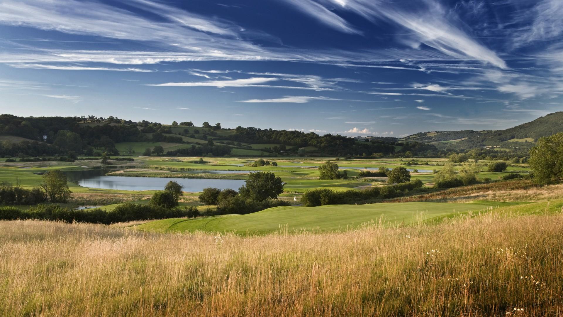 Celtic Manor, Twenty Ten course, Newport, Wales