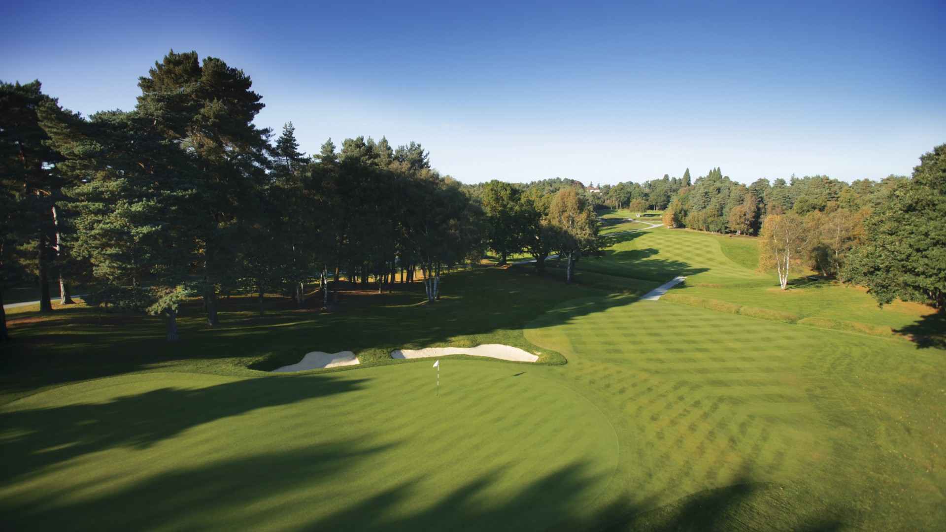 Wentworth, The West course, Surrey, England