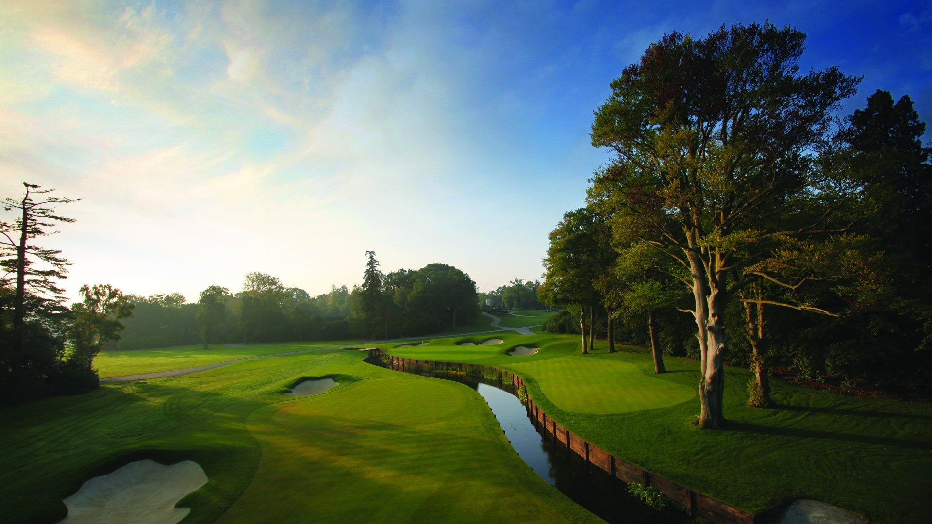 Wentworth Golf Club, The West course, Surrey, England