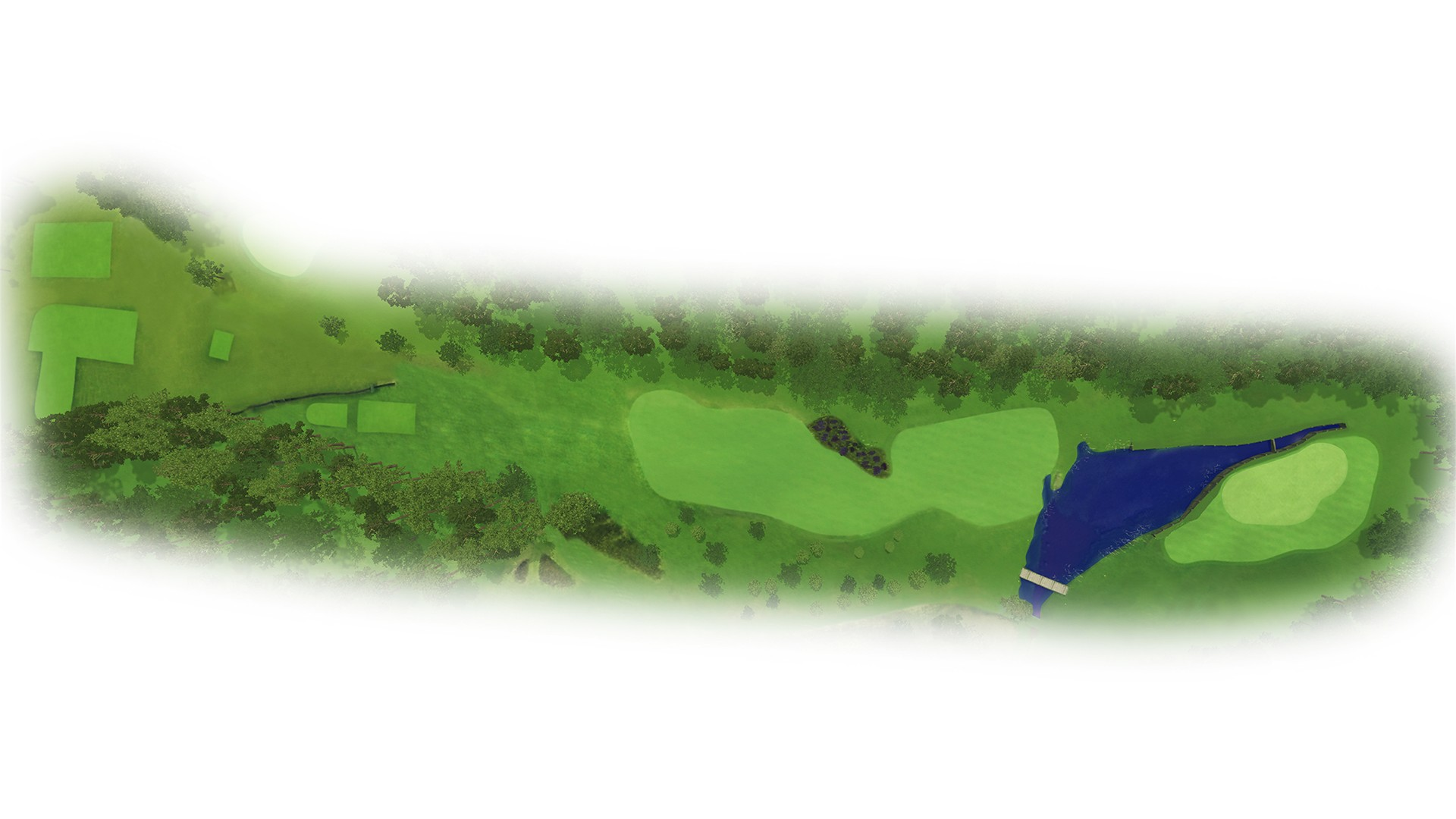Wentworth, West Course, Hole 8 changes