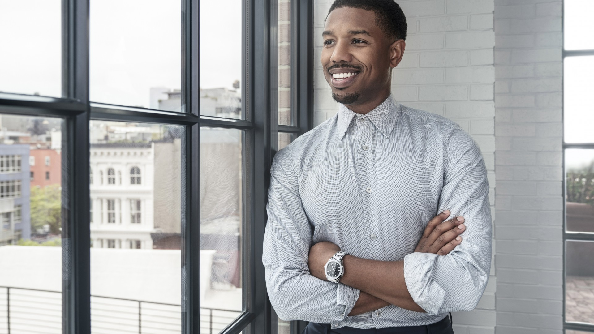 Michael B Jordan on Piaget watches, Black Panther and training for ...