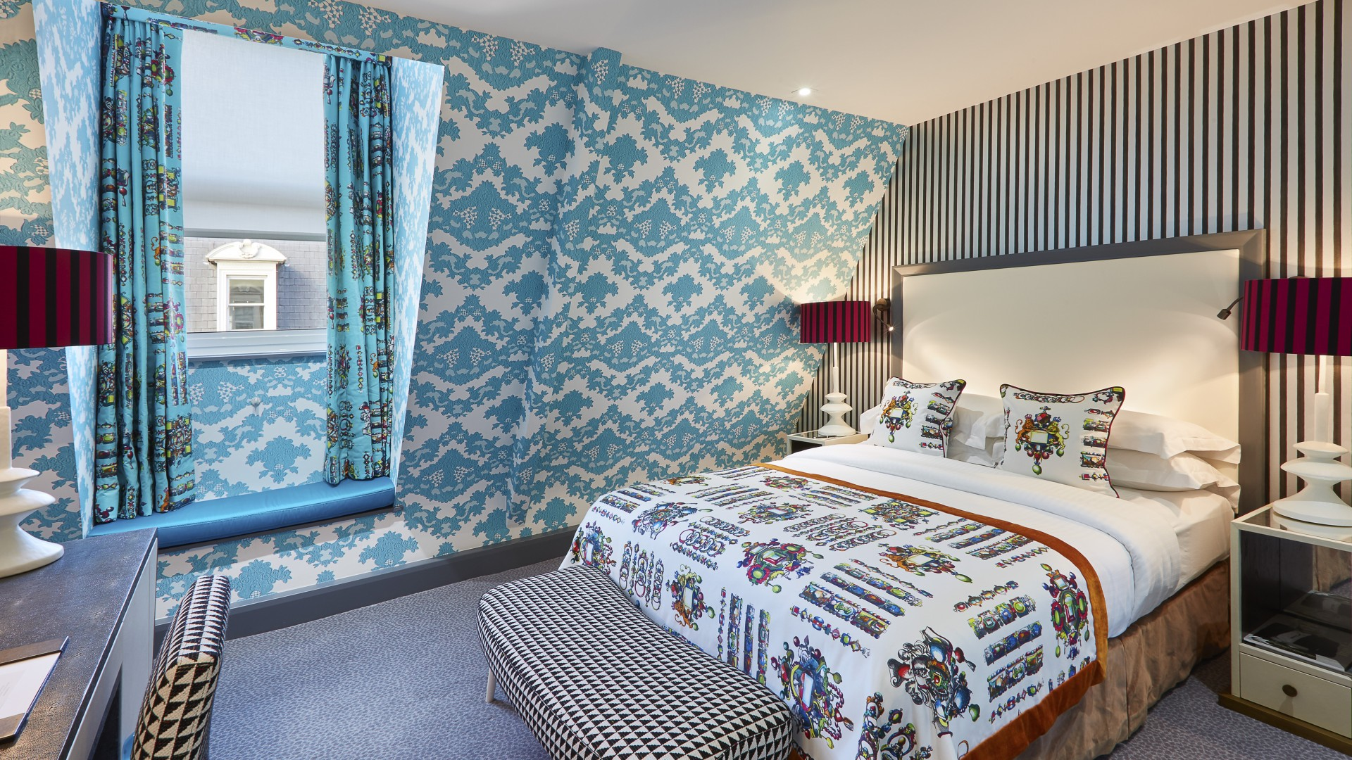 The Mandeville Hotel, French Riviera Rooms – London's best designer hotel suites