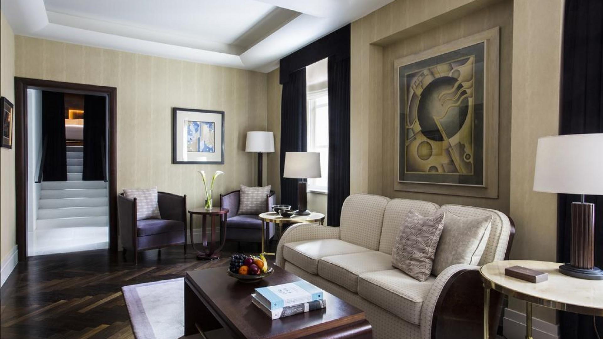 Beaumont Hotel, ROOM by Antony Gormley – London's best designer hotel suites