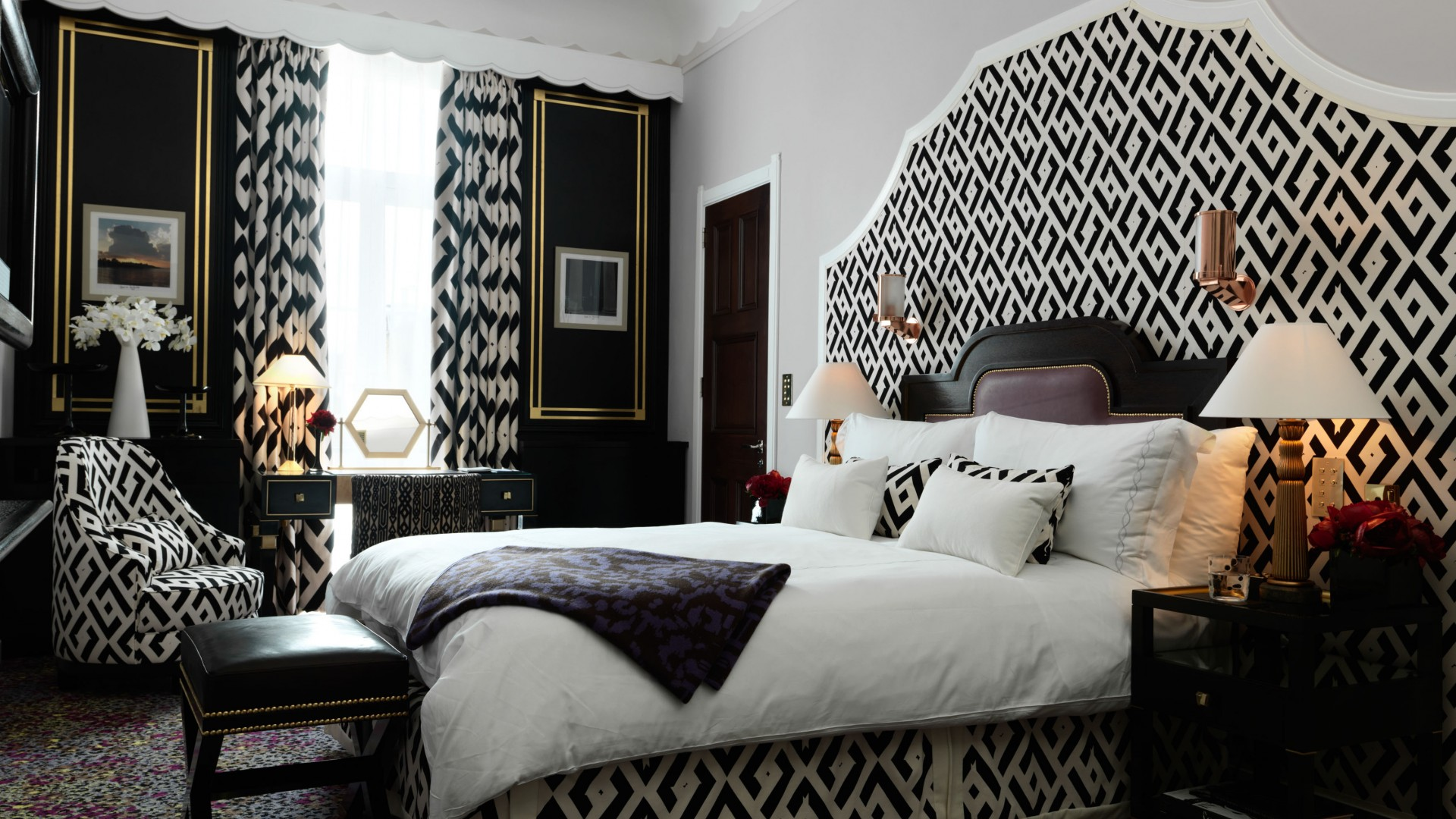 Claridge's, Grand Piano Suite – London's best designer hotel suites