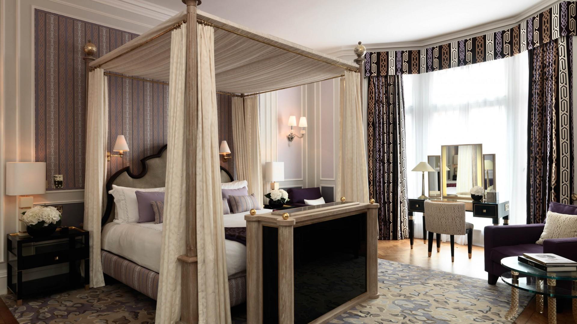Claridge's, Grand Piano Suite – London's best designer hotel suites