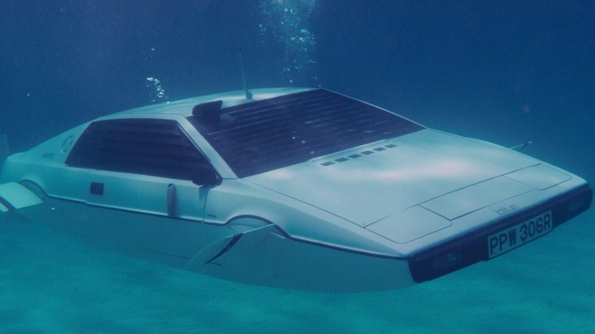 Lotus Esprit Submarine (The Spy Who Loved Me)