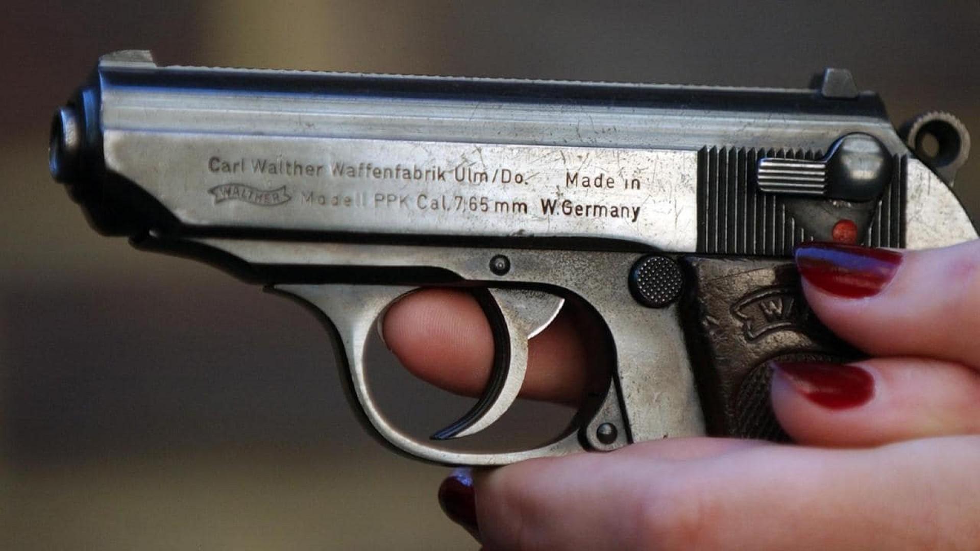 Walther PPK Handgun (Dr.No)