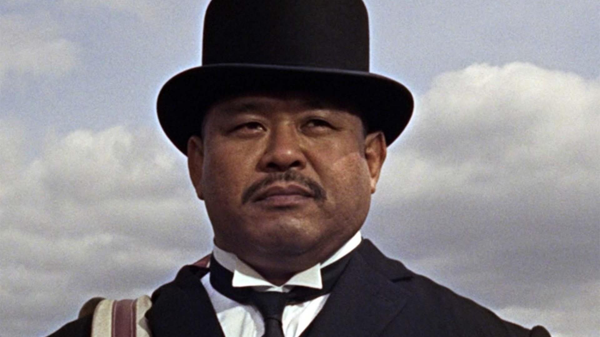 Oddjob's Bowler Hat (Goldfinger)