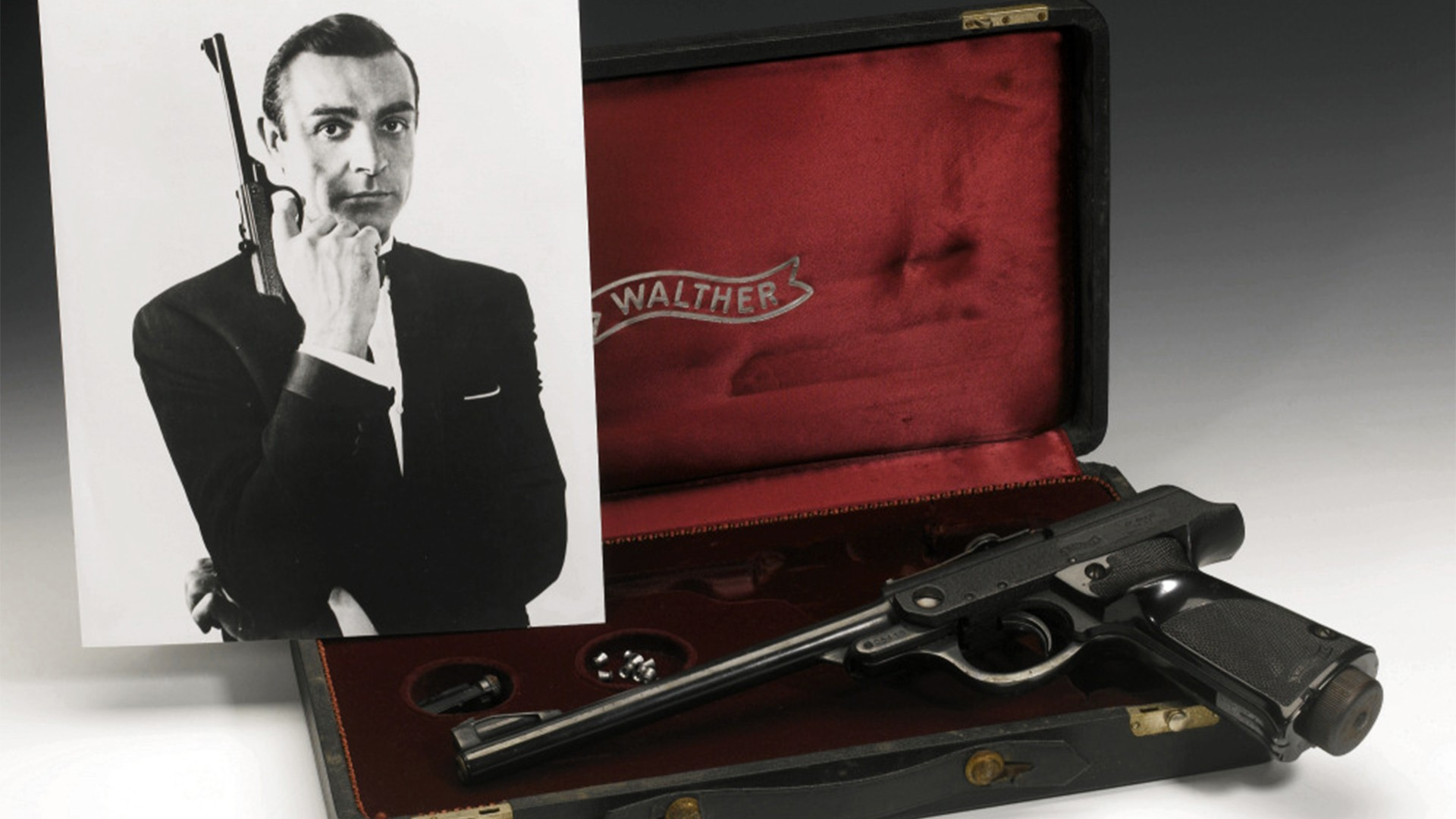 Walther Air Pistol (From Russia with Love)