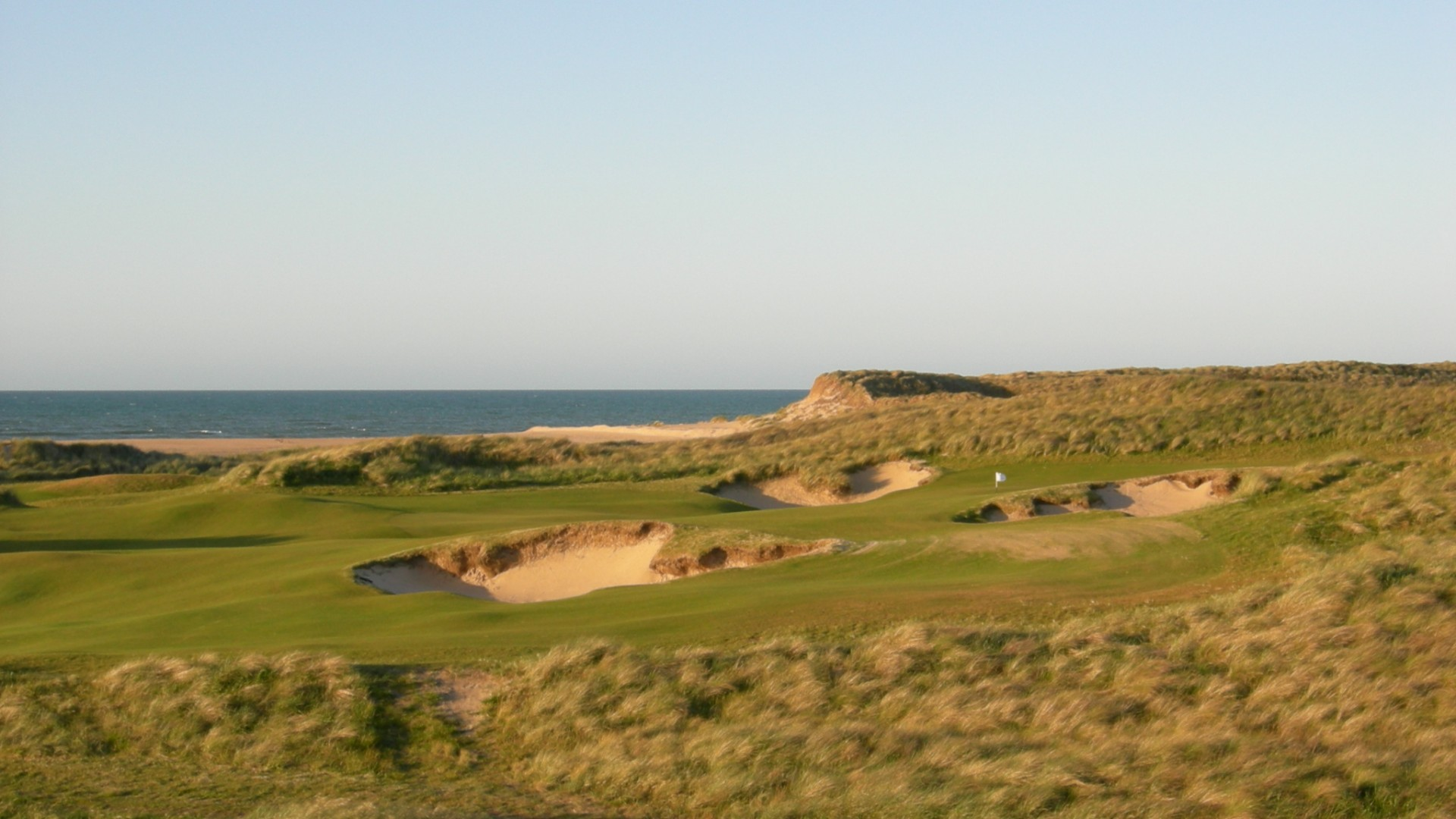 Barnbougle Dunes golf course, Tasmania, Australia
