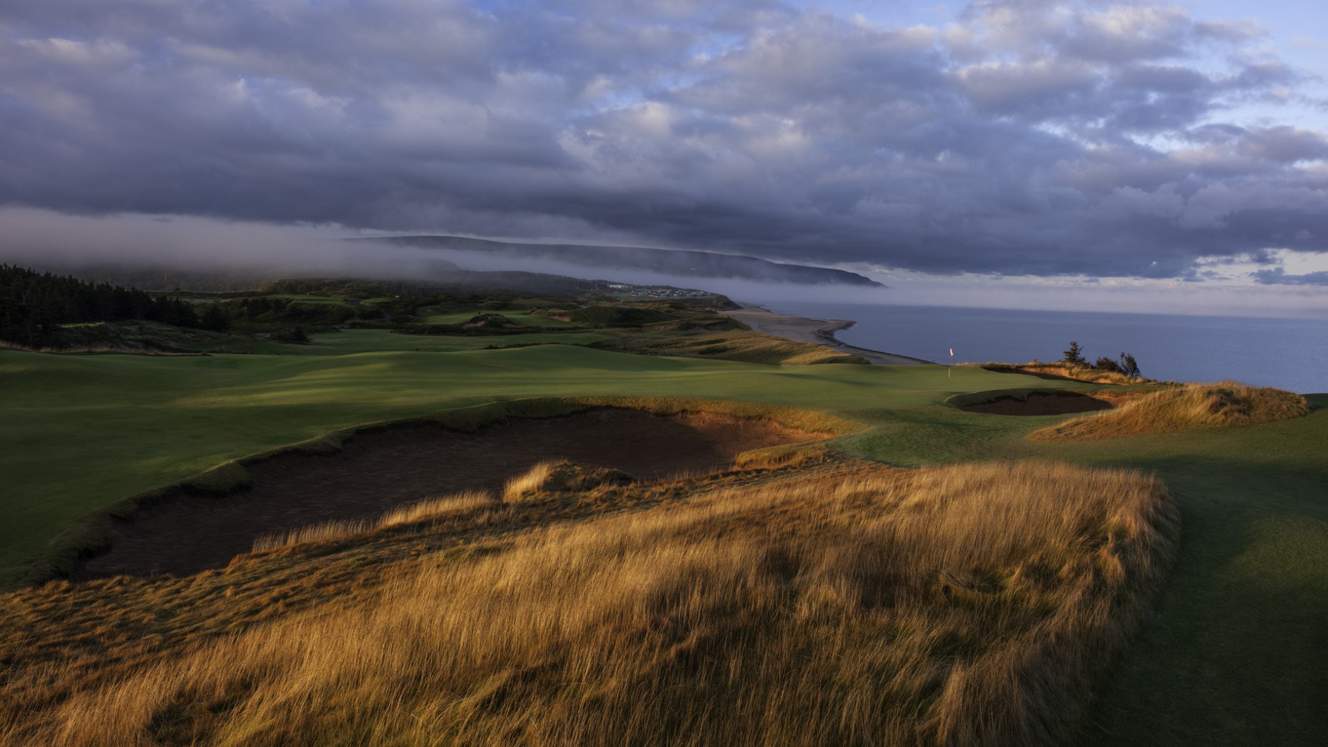 Cabot Cliffs golf course, Inverness, Canada