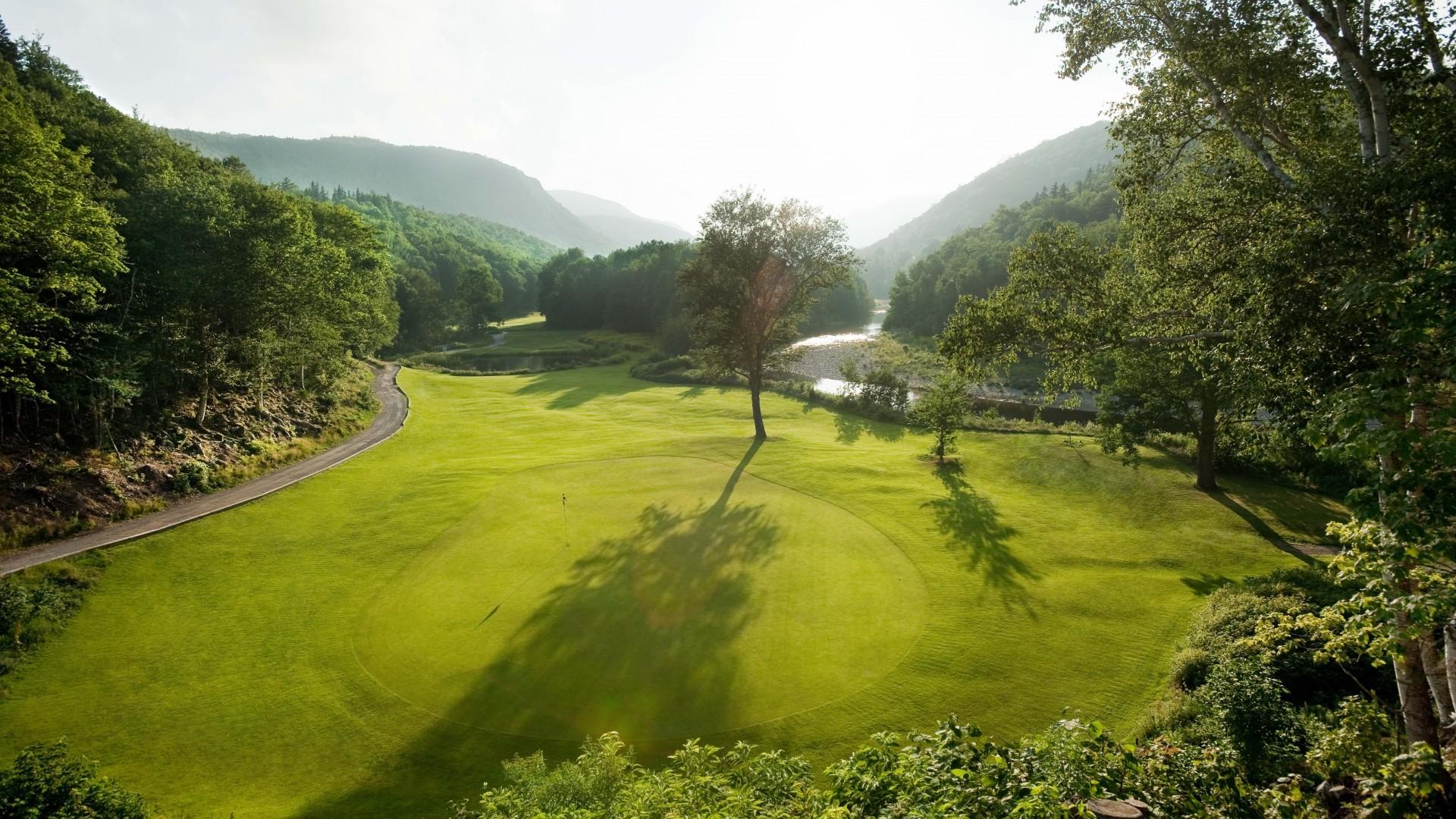 Highland Links golf course, Nova Scotia, Canada